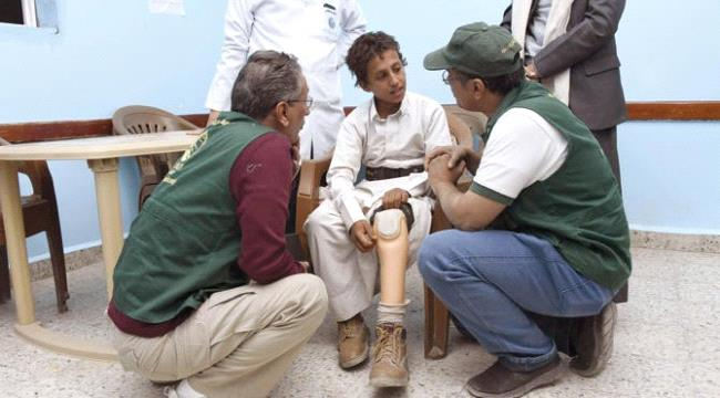KSrelief provides hope for amputees in Yemen  ...