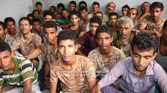 Houthi prisoners say were forcibly taken to fronts ...