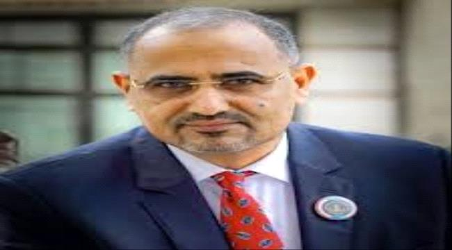 Al Zubaidi to Fajr: The southern issue is the key to the Yemeni issue, if it is solved all the problems in Yemen will be solved