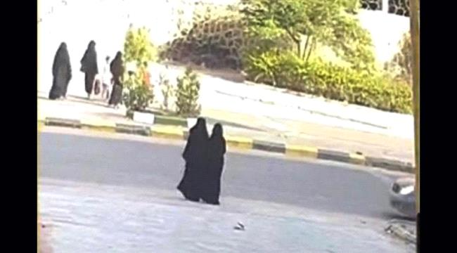 Shocking video shows two women hit by truck in Aden ...
